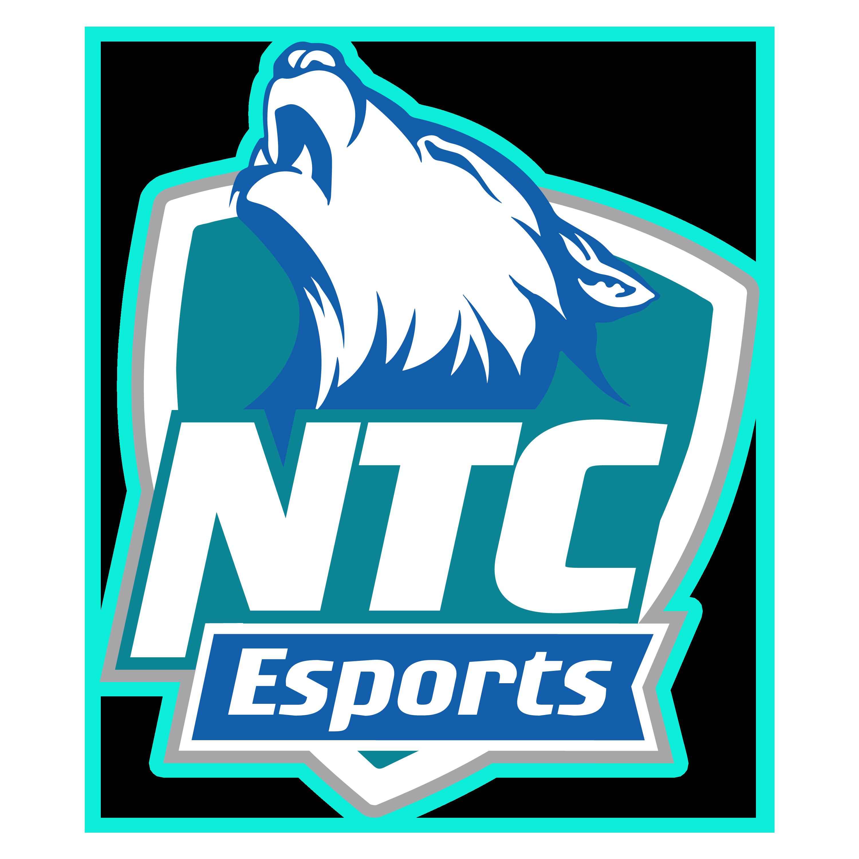 NTC Timberwolves esports logo