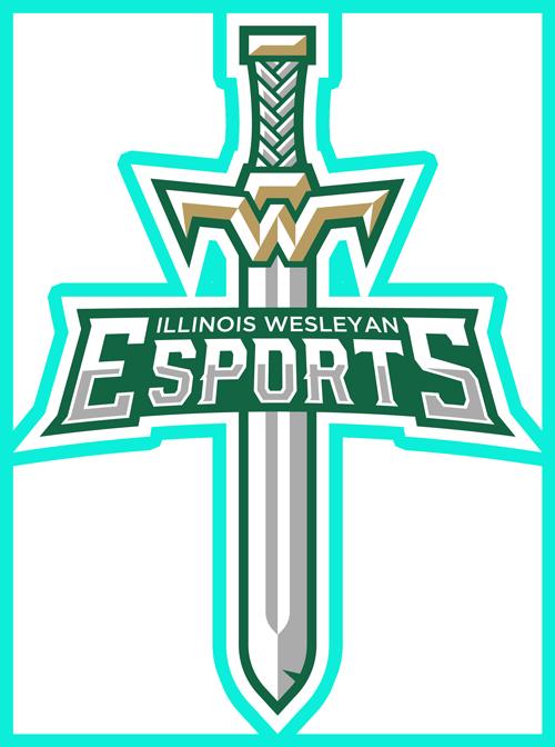 Illinois Wesleyan esports logo
