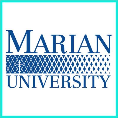 Marian University esports logo