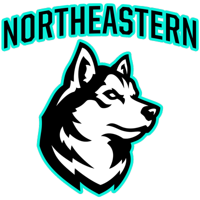 Northeastern University esports logo