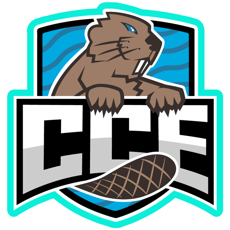 Champlain College esports logo