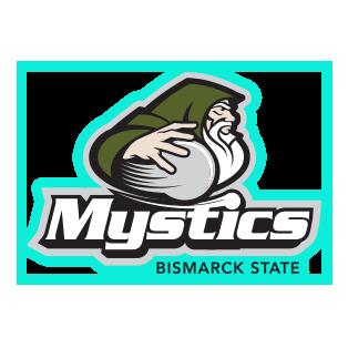 Bismark State College Mystics esports Logo